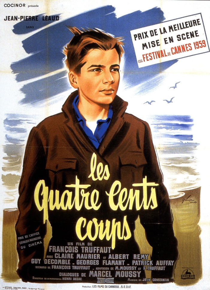 The 400 Blows_poster