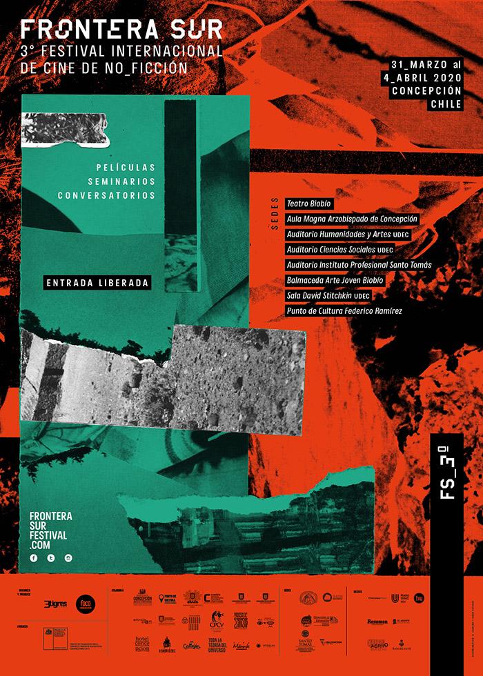 Poster Frontera Sur 2020