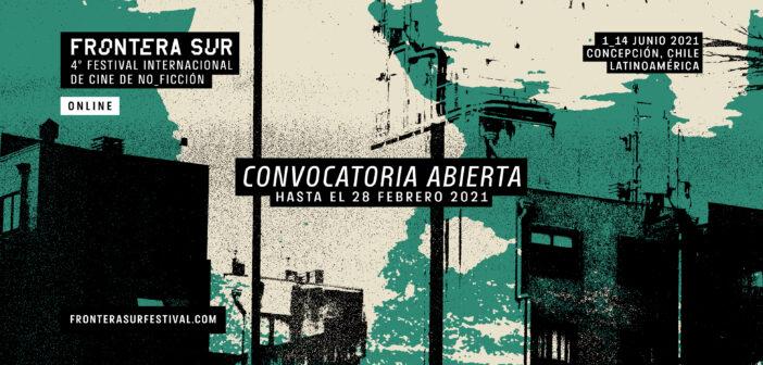 FESTIVAL DE CINE NO FICCIÓN «FRONTERA SUR 4» – ABIERTA CONVOCATORIA 2021